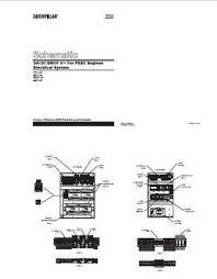 cat diesel engine electric and electronic manuals cat 3406e c10 c12 c15 c16 wiring diagram p1