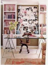 office furniture glass. a girlie home office glass desk light pink walls with furniture
