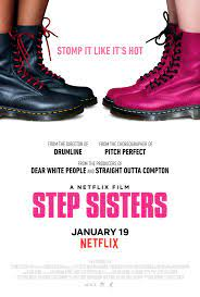 Step Sisters Share Everything