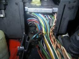 transmission control module pinout diagram 98 v70 glt image