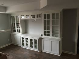 Gallery of interesting media built in cabinets