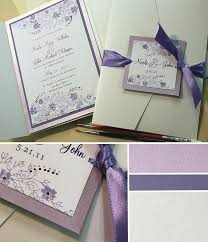 Amazing purple vintage wedding invitations purple wedding invitation designs registaz com on handmade wedding invitations hull