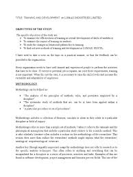an essay report example tenses