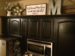 decor above kitchen cabinets. Decorating The Top Of Kitchen Cabinets 2017 Above Fridge Decor Images E