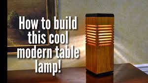 How To Make A Cardboard Table Lamp At Home Diy Table Lamp Youtube