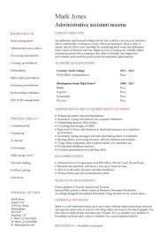 No Work Experience Resume Template Adorable High School Student Resume With No Work Experience Elegant Student