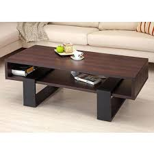 dark wood coffee table sets wooden with drawers black argos