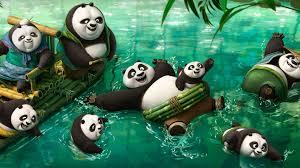 Kung Fu Panda 3 HD Desktop Wallpaper ...