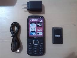 Teléfono Blu Jenny Tv 2.8 (nuevo) - Bs ...