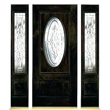replace decorative glass in front door front door glass replacement inserts insert s for doors front