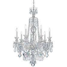 hamilton chandelier 7 light