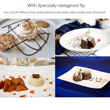 Dessert Decorating Pencil Spoon Makegoodies