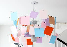 ingo maurer zettelz 5 chandelier 5 ways in main interior design home furnishings