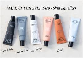 make up for ever step 1 skin equalizers
