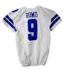 Game Dallas Worn Jersey Cowboys