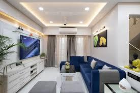 The Design Company Mumbai Mr Amit Wadhavkars Penthouse At Panvel Design By Delecon