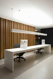 office contemporary design. plain contemporary 16 incredible office interior design ideas for your inspirations  contemporary  receptionist desk with white to y