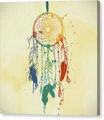 Cherokee Indian Dream Catcher Cherokee Indian Canvas Prints Page 100 of 100 Fine Art America 87