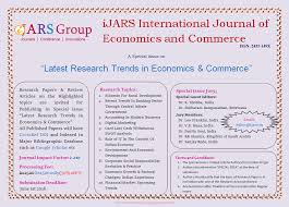 international business research topics department of marketing and  ijars international journal of economics commerce ijars group latest research trends in economics commerce topics all