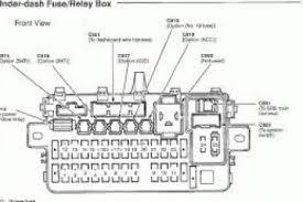 1997 civic fuse box diagram 1997 wiring diagrams 1995 honda civic fuse box diagram at 97 Civic Fuse Box
