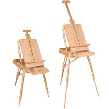 best choice s french easel wooden sketch box portable folding art artist painters tripod new 0