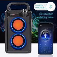 Mua Loa Mini-Loa Bluetooth Công Suất Lớn TOPROAD 20W Siêu Bass, Hỗ Trợ Điều  Khiển Từ Xa, Màn Hình Kỹ Thuật Số. Bảo hành 12 tháng