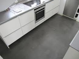 Küche Trefflich betonoptik küche entwürfe hinreißend küchenboden