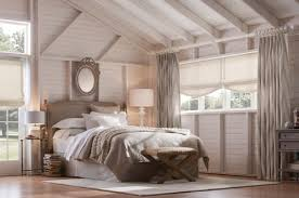 transitional bedroom design. Brilliant Design Transitional Master Bedroom With Beam Shed Ceiling And Surrounded By Wood  Wall PanelsPhoto Better Blinds U0026 Draperies  Search Pictures Intended Bedroom Design