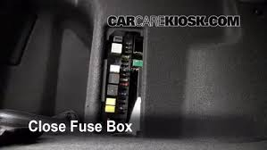 interior fuse box location mercedes benz c  interior fuse box location 2001 2007 mercedes benz c230 2007 mercedes benz c230 sport 2 5l v6 flexfuel