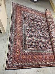 8 x 25 karastan williamsburg used rug