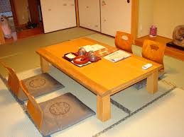 Japanese Dining Set Japanese Style Dining Table 285