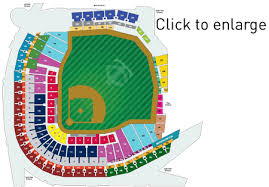 Twins Stadium Seating Chart Target Field Seating Chart With Seat Numbers New Upcoming