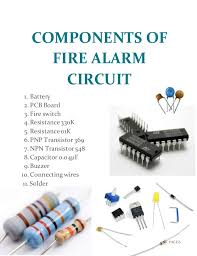 fire alarm physics project cbse class 12 Fire Alarm Flow Switch Wiring 7 page 6 components of fire alarm fire alarm flow switch wiring diagram
