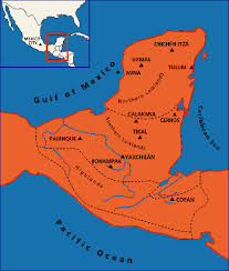 civilization ca mystery of the maya peoples, geography and Mayan Cities Map by the time maya civilization had reached its peak the classic period (a d 200 900) the maya were spread across an almost continuous territory of mayan city map
