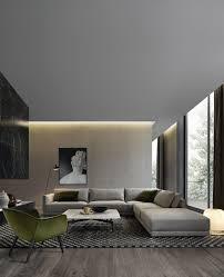 Modern Light Gray Living Room Great Ideas Of Brown And Gray Living Room For Modern