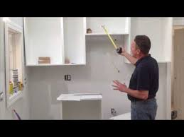 How To Assemble Install IKEA Sektion Wall Cabinet YouTube Cool Assembling Ikea Kitchen Cabinets
