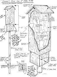 Bat house   Rocket BoxBat house   Rocket Box