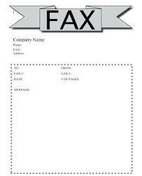 Facsimile Fax Cover Sheet Business Fax Cover Sheet Template Facsimile Pdf Free Sample