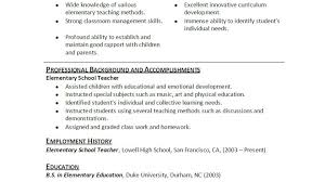 Bunch Ideas Of Example Of High School Resume For College Awesome