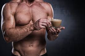 when to drink coffee before a workout