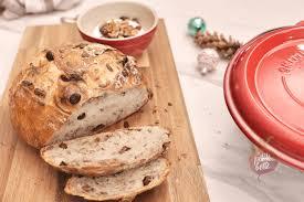 pain festif en te sans pétrissage