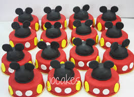Minnie Mickey Mouse Club Cake For Corporate Jocakes