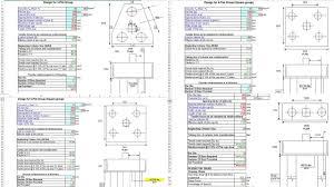 Pile Design Spreadsheet Design Of Pile Cap Excel Sheet