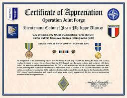 Military Certificate Templates Impressive Fillable Certificate Of Achievement Fresh Free Appreciation