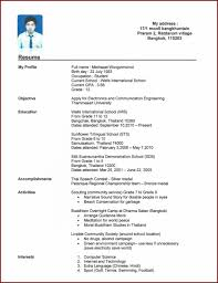 Free Resume Builder Online Templates Magnificent No Cost Download