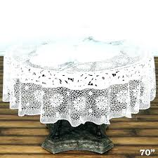 prestigious round lace tablecloths a1175472 tablecloths and chair covers round lace tablecloth top tablecloths chair covers