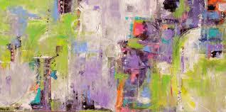treat original contemporary abstract painting by missouri artist elizabeth chapman
