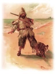 robinson crusoe themes main themes