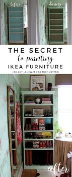 Painting Ikea Kitchen Doors 25 Best Ideas About Paint Ikea Furniture On Pinterest Ikea