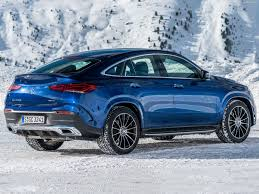 The suv will be showcased at the upcoming frankfurt motor show. Mercedes Benz Gle Coupe 2020 Picture 28 Of 68